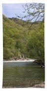New River Gorge Beach Towel