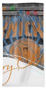 New York Knicks Beach Towel