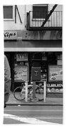 New York Street Photography 25 Beach Towel