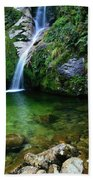 New Zealand Mountain Pure Beach Towel