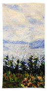 Newfoundland Up The West Coast Beach Towel