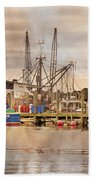 Newport Rhode Island Harbor II Beach Sheet