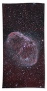 Ngc 6888, The Crescent Nebula Beach Towel