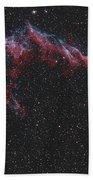 Ngc 6992, The Eastern Veil Nebula Beach Towel