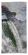 Niagara American Falls 2 Beach Towel