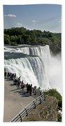 Niagara Falls - New York Beach Towel