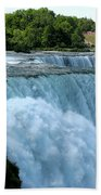 Niagara Falls American Side Beach Towel