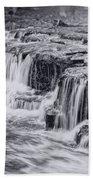 Niagara River Falls Beach Towel