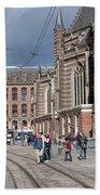 Nieuwe Kerk In Amsterdam Beach Towel