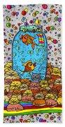 Night Nap Beach Towel