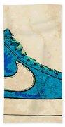 Nike Blazer Turq 2 Beach Towel