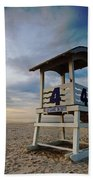 No 4 Lifeguard Station Beach Towel