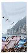 No Takers Today Beach Towel