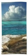 Nonsuch Bay Antigua Beach Towel