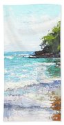 Noosa Heads Main Beach Queensland Australia Beach Towel