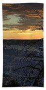 North Rim Dawn Beach Towel
