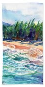 North Shore Beach 2 Beach Towel
