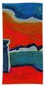 North Story Inukshuk By Jrr Beach Towel