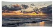 Northumbrian Coast Beach Towel