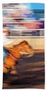 Norwood Colorado - Cowboys Ride Beach Sheet