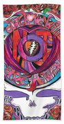 Not Fade Away Beach Towel by Kevin J Cooper Artwork