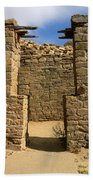 Notched Doorway Beach Towel