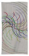 Noted Patterns Beach Towel