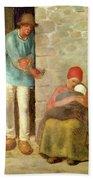 Nourishment, 1858 Beach Towel