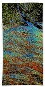 November Impression By Jrr Beach Towel