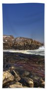 Nubble Light  Beach Towel