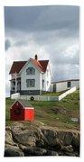 Nubble Lighthouse Beach Sheet
