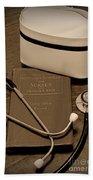 Nurse - The Care Giver Beach Sheet