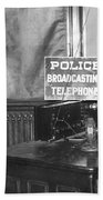 Nypd Radio Station, Wlaw Beach Towel