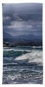 Oahu Surf Beach Towel
