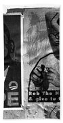 Obama Election Poster Beach Towel