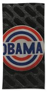 Obama Beach Towel by Rob Hans