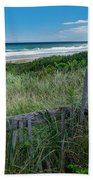 Ocean Blues Square Beach Towel
