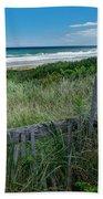 Ocean Blues Square Beach Sheet