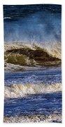 Ocean City Surf's Up Beach Towel