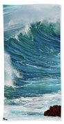 Ocean Majesty Beach Towel