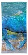 Ocean Of One I Of II Beach Towel