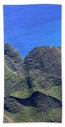 Ocean Peaks Beach Towel