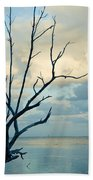 Ocean Tree Beach Towel