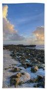 Oceanfront Beach Towel