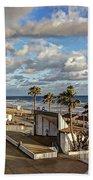 Oceanside Amphitheater Beach Towel