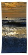 Ocracoke Morning Beach Towel