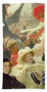October 17th 1905 Beach Towel