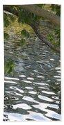 Ode To Monet Beach Towel