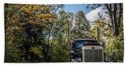 Off Road Trucker Beach Sheet