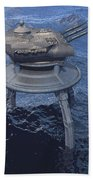 Offshore Turret Beach Towel